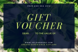 a veld and sea give voucher 2018