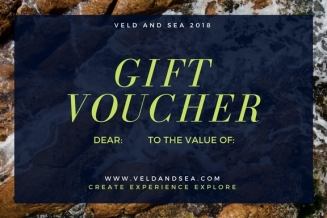 veld and sea gift voucher 2018