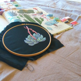 Andie embroidery