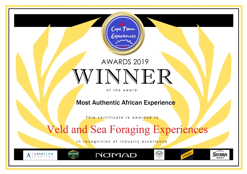 Most Authentic African Experience - Veld & Sea