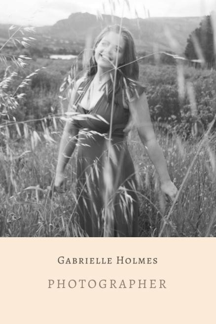 Gabrielle Holmes